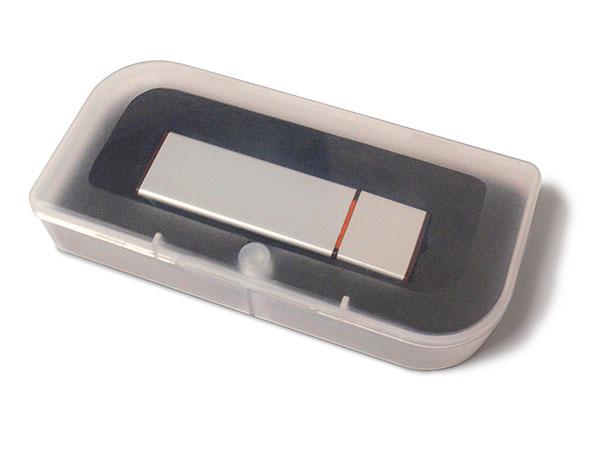 Caja USB plastico personalizable
