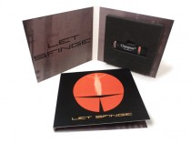 Estuche digipack con USB executive personalizado