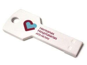 USB llave personalizada con tu logo