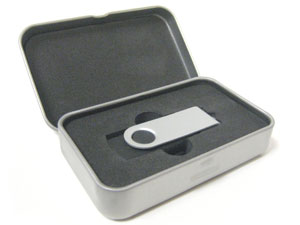 Estuche USB metal thick box2