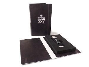 Estuche USB pocket con USB Executive especial para Agencias y eventos