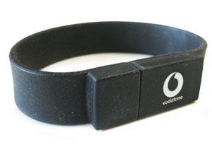 Memoria USB pulsera
