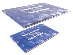 Estuche landscape folder