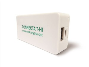 powerbank blanco personalizado
