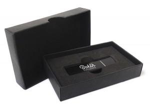 La caja regalo para USB Alu