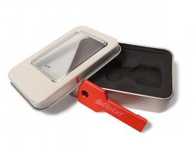 Caja para llave USB metal window