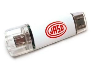 USB modelo block móvil personalizado con tu logo o marca